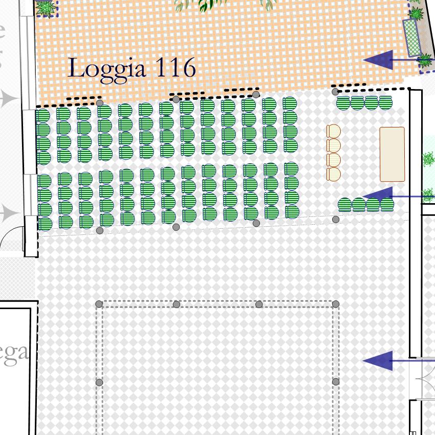 Planos de ceremonias casa de guardiola for Planos de salones